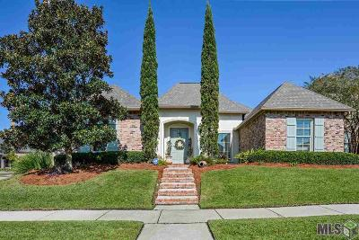 Baton Rouge Single Family Home For Sale: 17601 Greens Ct