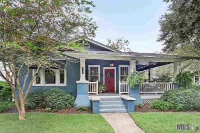 Baton Rouge Single Family Home For Sale: 614 Drehr Ave