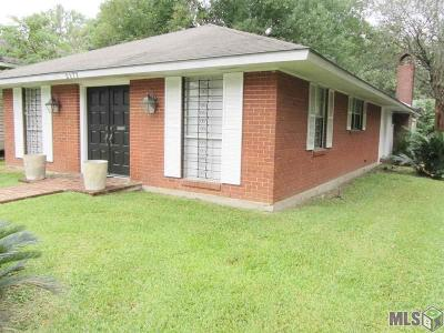 Baton Rouge Single Family Home For Sale: 2177 Oleander St