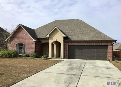 Gonzales Single Family Home For Sale: 14311 Peridot Dr
