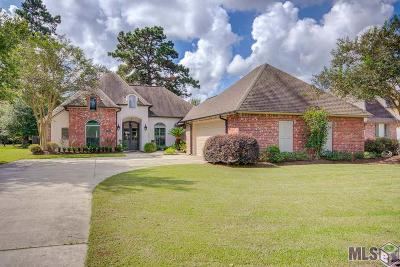 Denham Springs Single Family Home For Sale: 9980 Anna Margaret Ln