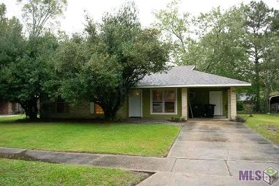 Baton Rouge Single Family Home For Sale: 5460 Clairmont Ave