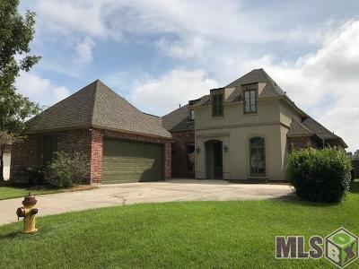 Prairieville Single Family Home For Sale: 36461 Rue Lamonte Ct