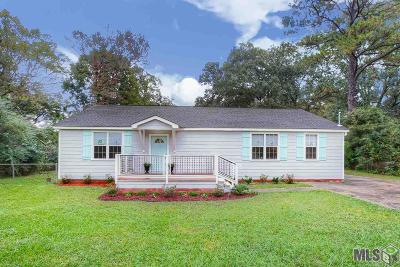 Baton Rouge Single Family Home For Sale: 10747 Red Oak Dr