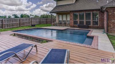 Prairieville Single Family Home For Sale: 40515 Misty Oak Ct
