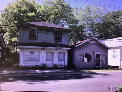 Baton Rouge Single Family Home For Sale: 652 Louise St