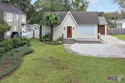 Baton Rouge Single Family Home For Sale: 1158 Glenmore Ave