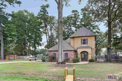 Greenwell Springs Single Family Home For Sale: 6106 Morgan Rd