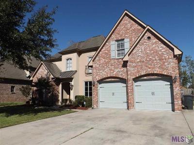 Prairieville Single Family Home For Sale: 37380 Carlin Ave