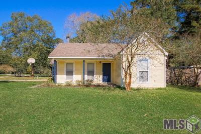 Greenwell Springs Single Family Home For Sale: 17311 Lawnside Ave