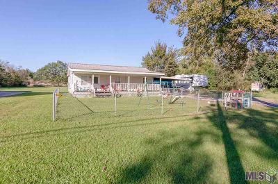 Prairieville Single Family Home For Sale: 41078 Merritt Evans Rd