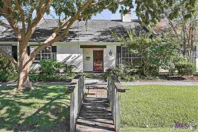 Baton Rouge Condo/Townhouse For Sale: 269 Croydon Ave
