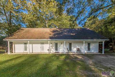 Baton Rouge Single Family Home For Sale: 8321 Shady Bluff Dr