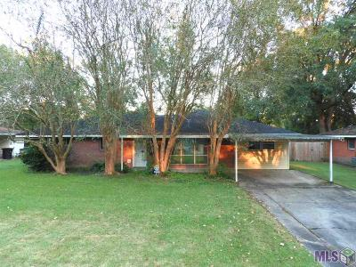 Baton Rouge Single Family Home For Sale: 3064 Joyce Dr
