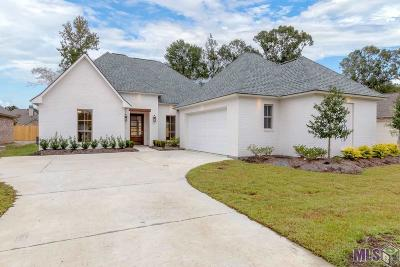 Prairieville Single Family Home For Sale: 37586 Cypress Hollow Ave