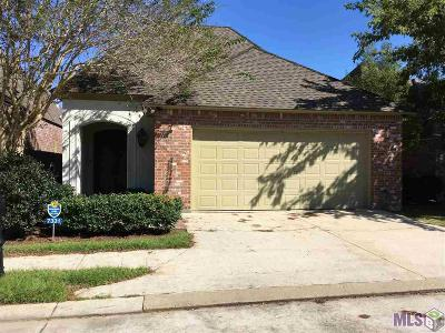 Baton Rouge Single Family Home For Sale: 7331 Japonica Ct