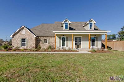 Prairieville Single Family Home For Sale: 15009 La Hwy 431