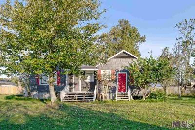 Prairieville Single Family Home For Sale: 16534 Marty Rd