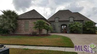 Zachary Single Family Home For Sale: 4283 Hidden Pass Dr