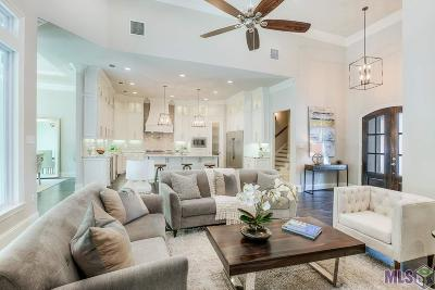 Baton Rouge Single Family Home For Sale: 18248 Woodland Cove Dr