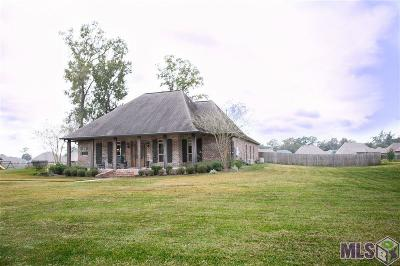 Prairieville Single Family Home Contingent: 18129 McCrory Dr