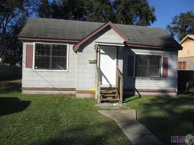 Baton Rouge LA Single Family Home For Sale: $39,900