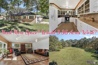 Baton Rouge LA Single Family Home For Sale: $269,900
