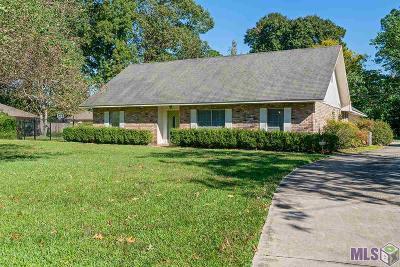Baton Rouge LA Single Family Home For Sale: $387,000