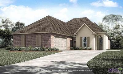 Prairieville Single Family Home Contingent: 15209 Germany Oaks Blvd