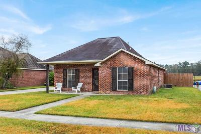 Single Family Home For Sale: 34109 Hawks Cove