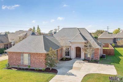 Zachary Single Family Home For Sale: 3993 Shady Ridge Dr