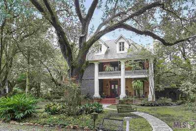 Baton Rouge LA Single Family Home For Sale: $2,250,000