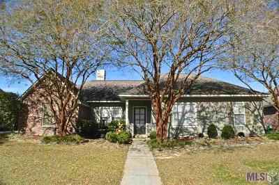 Prairieville Single Family Home For Sale: 36438 Manchac Crossing Ave
