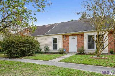 Baton Rouge Single Family Home For Sale: 10830 Weiner Creek Dr