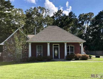Central Single Family Home For Sale: 17728 Hearthwood Dr