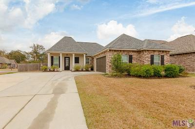 Prairieville Single Family Home Contingent: 18278 Old Reserve