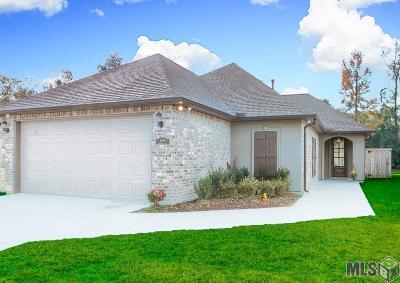 Denham Springs Single Family Home For Sale: 9444 Wyndham Way