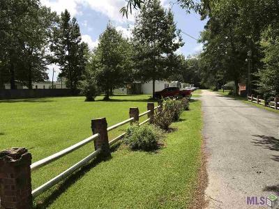 Denham Springs Multi Family Home For Sale: 23497 Walker South Rd
