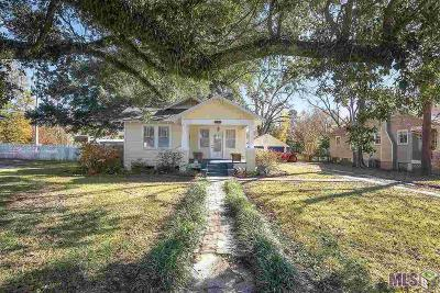 Zachary Single Family Home For Sale: 4626 E Central Ave