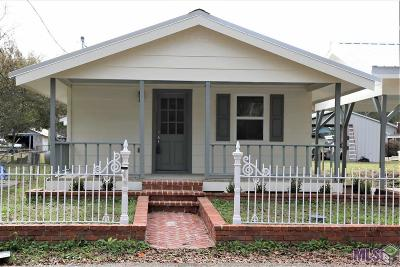 Denham Springs Single Family Home For Sale: 218 Leslie St