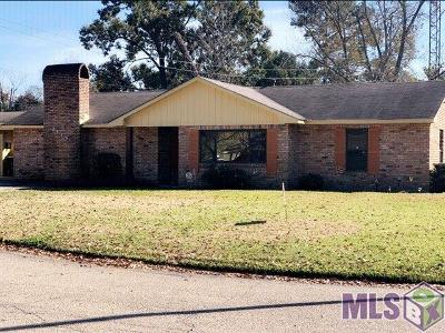 Baton Rouge Single Family Home For Sale: 2135 Bardwell Dr