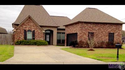 Prairieville Single Family Home For Sale: 41518 Creekstone Ave