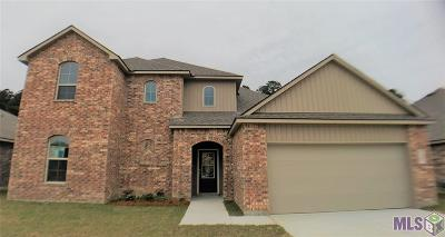 Denham Springs Single Family Home For Sale: 12965 Fowler Dr