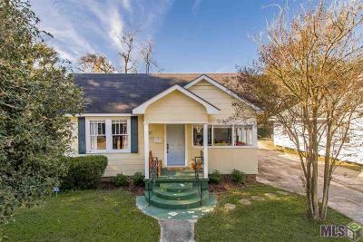 Baton Rouge Single Family Home For Sale: 328 West Dr