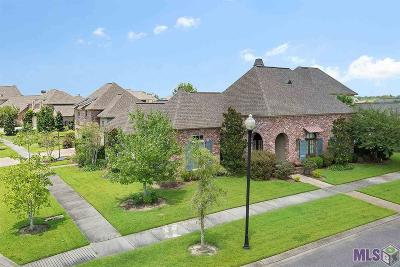 Zachary Single Family Home For Sale: 1637 Royal Troon Ct