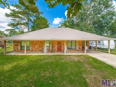 Single Family Home For Sale: 3204 Meadowood Dr