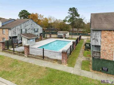 Baton Rouge Condo/Townhouse For Sale: 13734 Kenner Ave #A