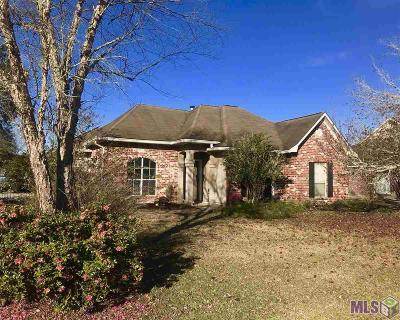Denham Springs Single Family Home For Sale: 9123 Drew Dr