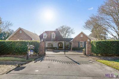 Baton Rouge Single Family Home For Sale: 6364 Sevenoaks Ave