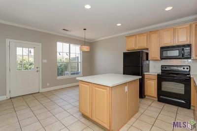 Baton Rouge Condo/Townhouse For Sale: 4000 Lake Beau Pre #154